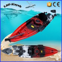 LSF OEM manufacture cheap plastic fishing boat for sale