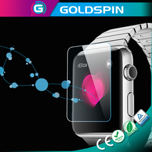 GOLDSPIN Tempered Glass Screen Protector For Apple Watch Film