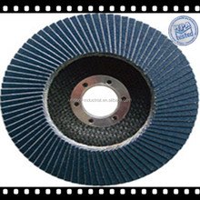 High efficient abrasive flap disc