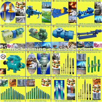 high strength high pressure vertical vacuum water pump and parts
