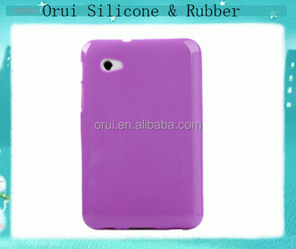 Silicone dust-free back case for 10 inch ipad