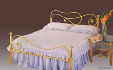 french provincial bedroom furniture bed(MY-05)