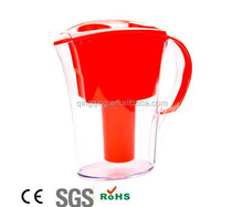 BPA free plastic water jugs with filter cartridge