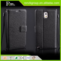 china wholesale market necklace print phone case wallet phone for Samsung Galaxy NOTE 3