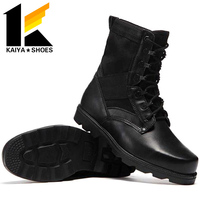 WESTROOPER TACTICAL BLACK MILITARY ARMY BOOTS