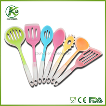 Most popular non-stick korean silicone food utensils for kitchen