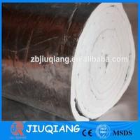 Refractory aluminum foil insulation ceramic fiber blanket