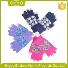 ningbo hot selling popular exporter best price touch sensitive gloves