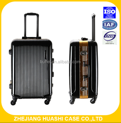 2015 ABS/ABS+PC travel trolley luggage