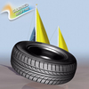 china high quality winter tires, wheel,rim