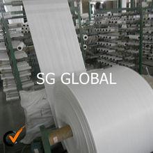 tubular pp woven laminated fabric