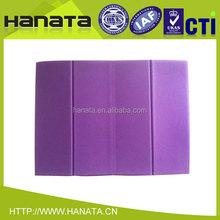light weight cheap floor padded folding portable stadium seat