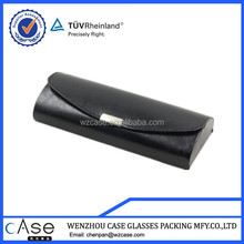 WZ Aluminum glasses cases with button T09