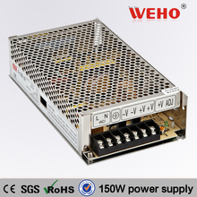 Free Sample Single Output S-150-48 150W led smps 3.13A 48V switching power supply
