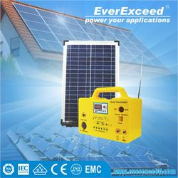 EverExceed 18v homage ups pakistan price Solar Home System for home and outside