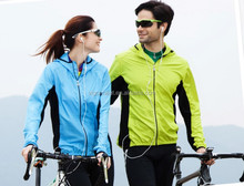 long sleeve cycling jersey/bicycle clothing/bike jacket /jogging wear