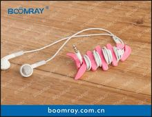 useful and cute cable headset connector cell phone shoulder strap bags