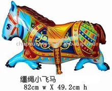 Latest toys big fly horse inflatable water walking ball OT7097A0003