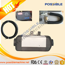 Competitive price Diesel/Gasoline car/ truck used auto accessory parking heater from China manufacture