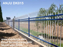 High security Curved fence for farm