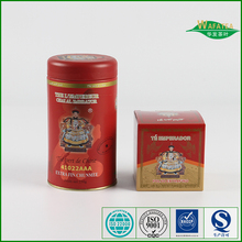 specialized factory producing OEM green tea , 9370 tea box