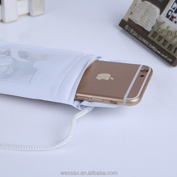 Promotion cheap mobile phone waterproof pouch,waterproof case,waterproof bag