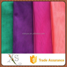 50D 160cm Width And 240cm Width Colorful Rainbow Mesh Fabric For Wedding Dresses