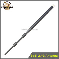 Indoor Rubber 2.4G Indoor Antenna for Wi-Fi Wlan