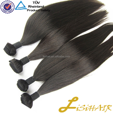 Large Stocks! Wholesale Price Hot Sale Unprocessed Virgin Wholesale Fusion Human Hair Extension