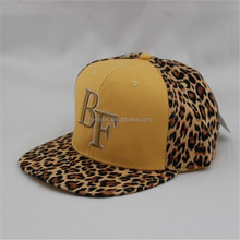 High quality resonable price embroidery hip pop flat cap