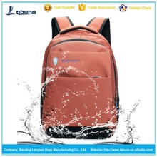 Good quality leisure laptop bags school backpacks for university students