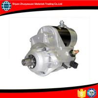 3934119 3957593 NEW STARTER for LIUGONG EXCAVATOR 228000-7903 10T 24V