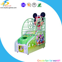 Hot new products for 2015 street basketball amusement machine