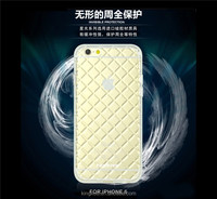High technology mobile phone diamond case for iphone 6