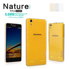 Nillkin Nature TPU case soft clear cover for Lenovo A6000/A6000 Plus/A6000+