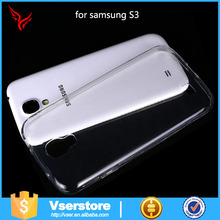 Mobile phone TPU case for galaxy S3 I9300,durable TPU soft case for S3