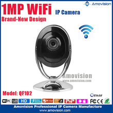 QF102 wireless video camera, house security, mini, 720P, Amovision
