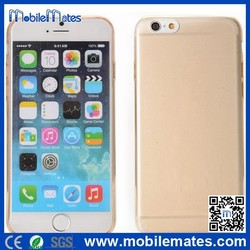 Wholesale Factory Price for iPhone 6 Ultrathin Flexible Case,Transparent Soft Case for iPhone 6,TPU Back Cover Case for iPhone 6
