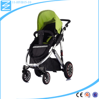High-grade old style high landscape car body can be folded baby barrow childrens baby buggy