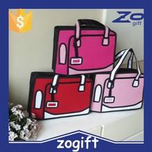 ZOGIFT fashion brand women hand bags Famous designer bags