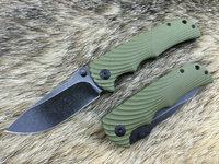 WK-28J Outdoor Equipment, Tacital Folding Knives With Belt Clip