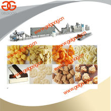 Puffed food /snack food production line|multifunctional snack food production line|high quality snack food processing line