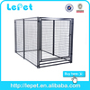 Manufacturer wholesale large outdoor welded wire dog runs and kennels