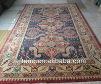 2015 beautiful national wool carpet with high quality