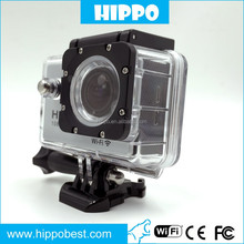 Skydiving/Sking/Cycling/Diving/Driving hd 1080p sports camera with wifi