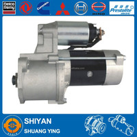 Starter Motor For Mitsubishi 4D55,4D56 M2T61171 MD164978 M2T61071 MD164977 M2T60171 MD072654