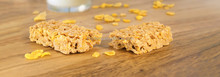 Corn Flakes and Puff rice Mixture Cereal Bar Making Machine