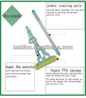 Top sale cleaning tool of sponge pva mop