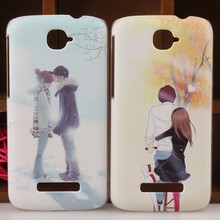 2015 Alibaba China Suppliers Custom Cell Phone Tpu Case For alcatel