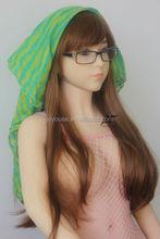 Japón muñeca de la muchacha atractiva con tight vagina artificial naked silicona sex dolls 145 cm muñeca para hombre